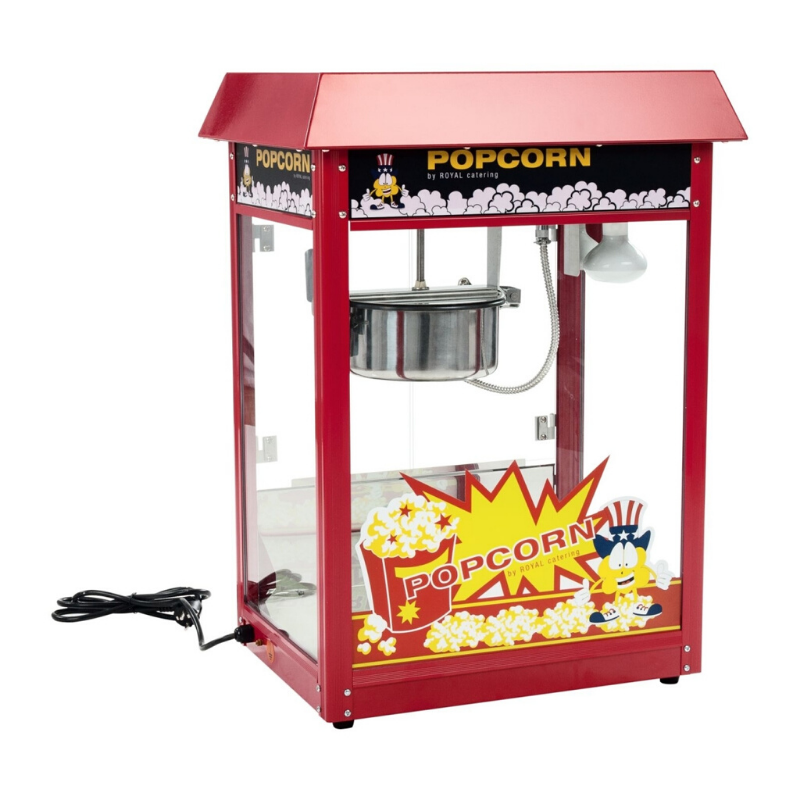 Location machine à Pop Corn