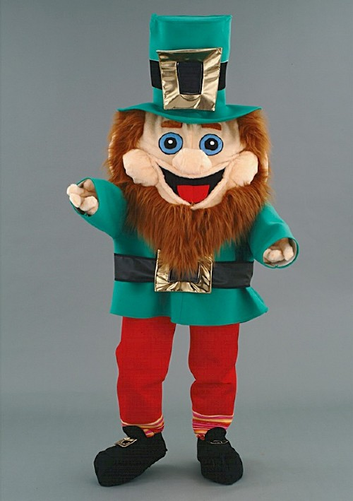 Location mascotte Leprechaun (2)